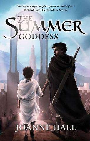 The Summer Goddess by Joanna Hall