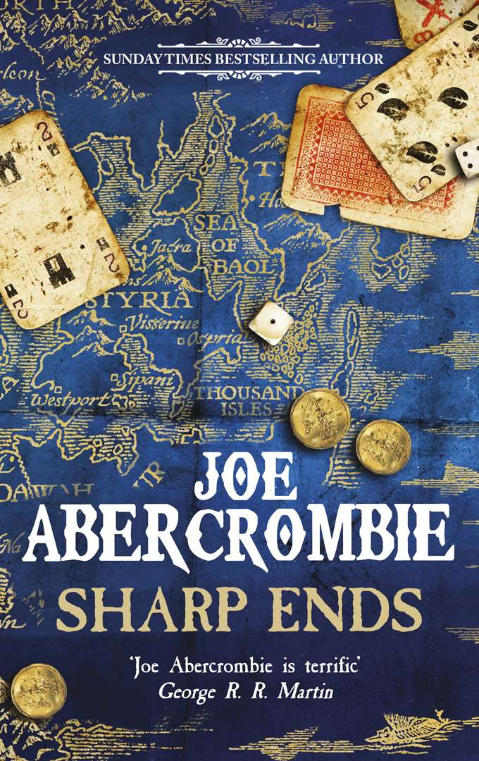 Sharp Ends by Joe Abercrombie