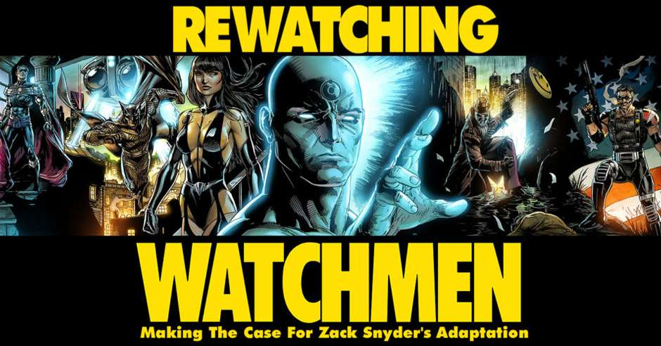 Re-watching the Watchmen