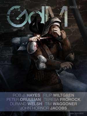 Grimdark Magazine #9