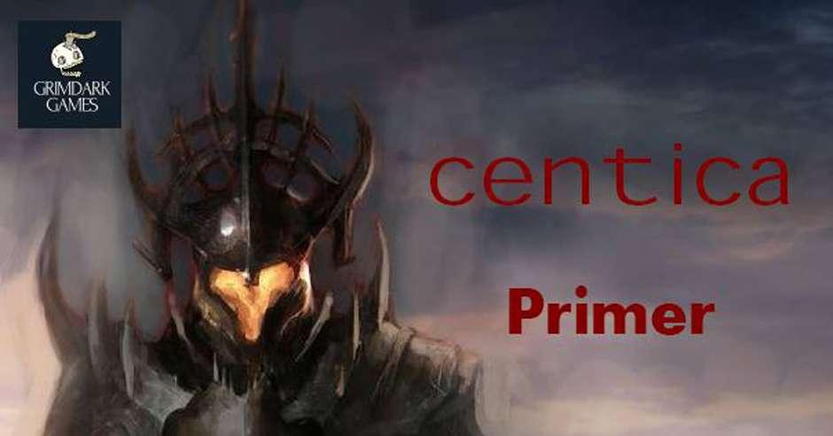 Centica Primer by Grimdark Games