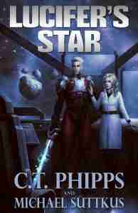 Lucifer's Star by C.T. Phipps and Michael Suttkus