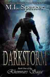 Darkstorm by M.L. Spencer