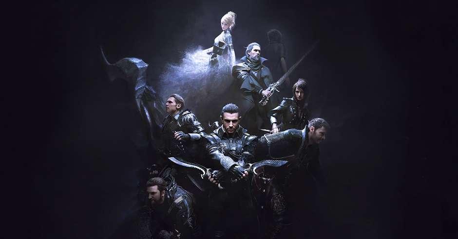 Final Fantasy XV: Kingslaive