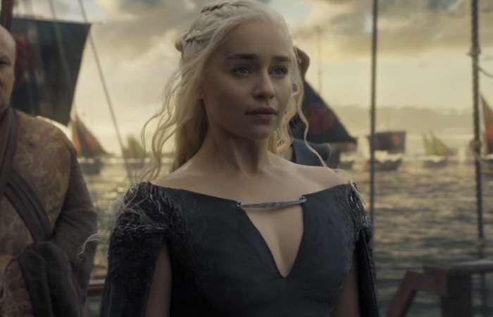 Daenerys Targaryen's Fleet