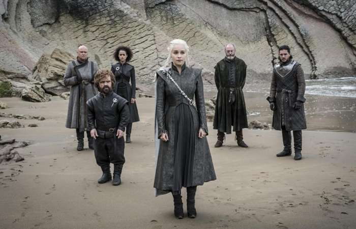Daenerys Targaryen and co.
