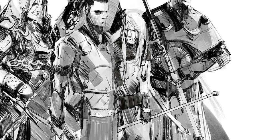 REVIEW: The Black Hawks by David Wragg | Grimdark Magazine
