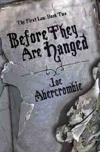 Before they are Hanged cover