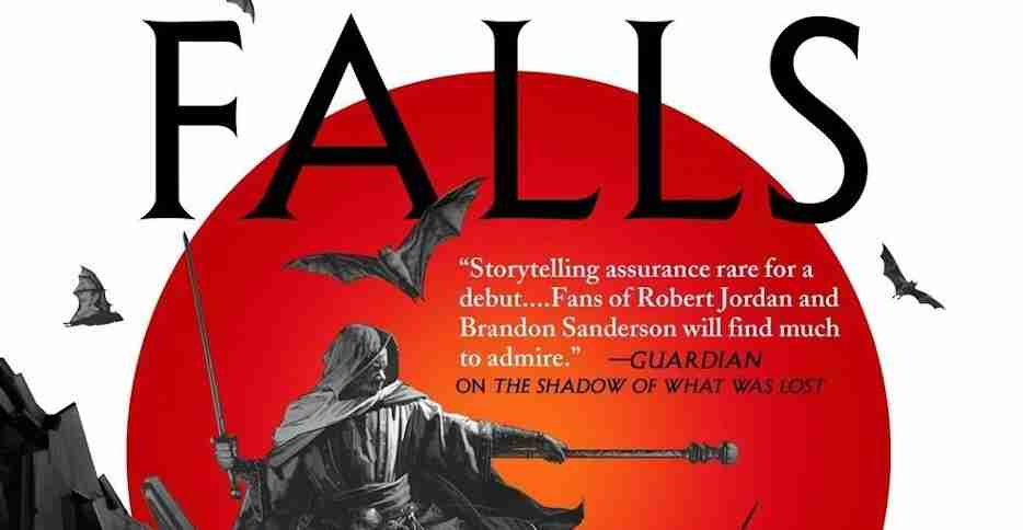 REVIEW: The Light of All That Falls by James Islington