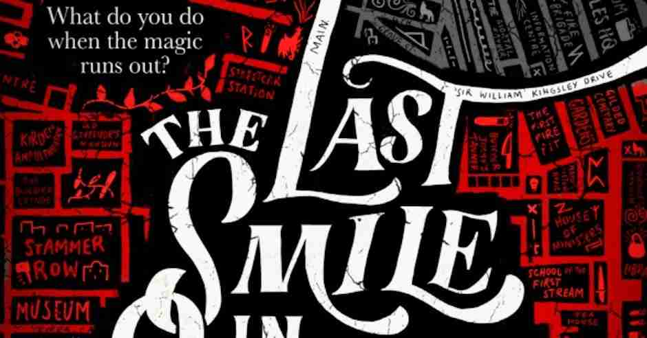REVIEW: The Last Smile in Sunder City by Luke Arnold
