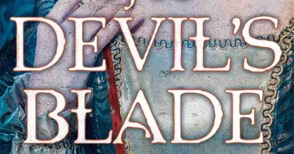 REVIEW: The Devil's Blade by Mark Alder