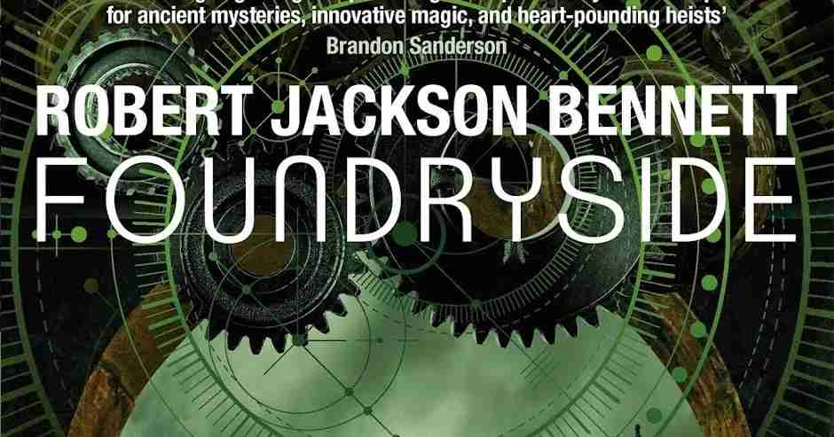 An Interview with Robert Jackson Bennett