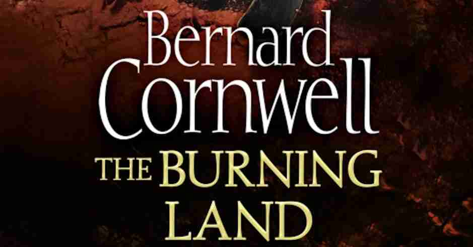 REVIEW: The Burning Land by Bernard Cornwell