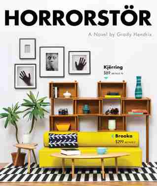 Cover of Horrorstor by Grady Hendrix