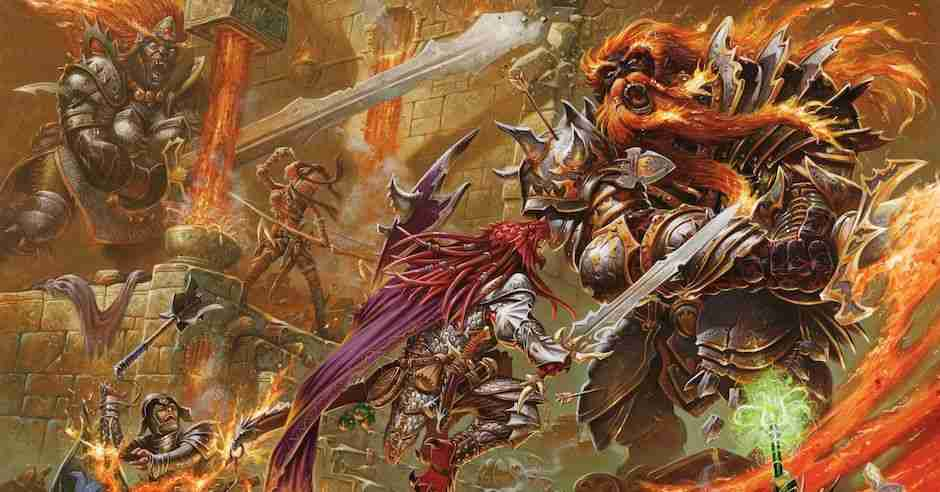 Get some grimdark spirit in your Dungeons and Dragons game