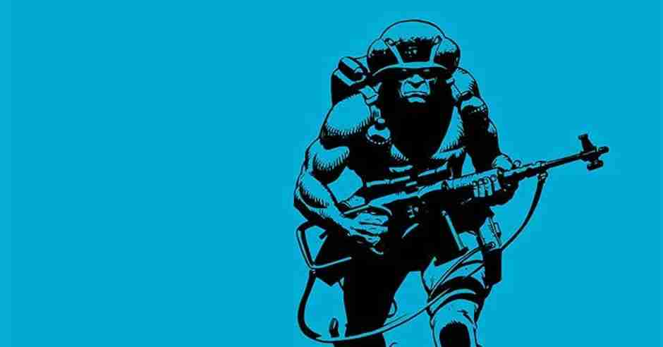 REVIEW: Rogue Trooper: Tales of Nu-Earth, Vol. 1 by Gerry Finley-Day