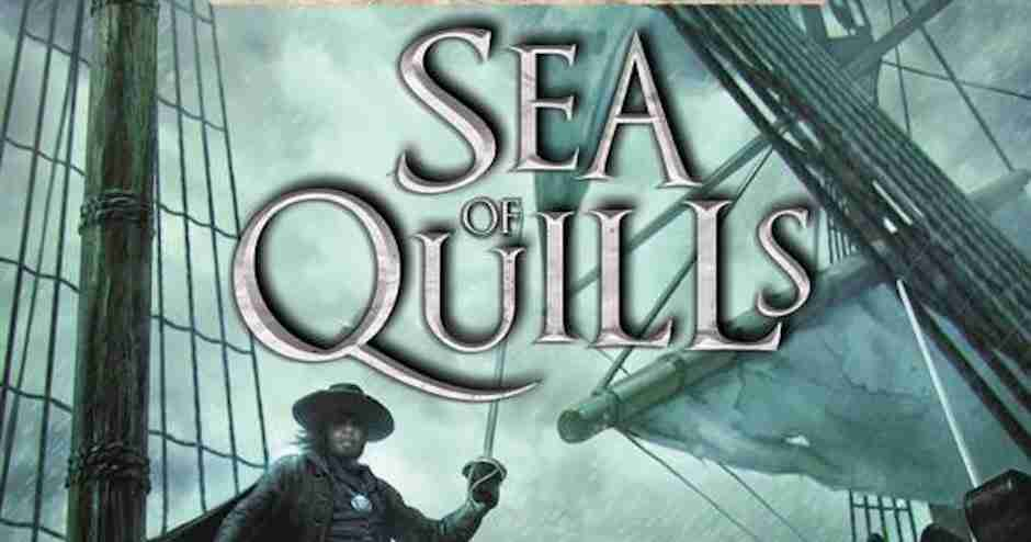 REVIEW: Sea of Quills by Seth Skorkowsky