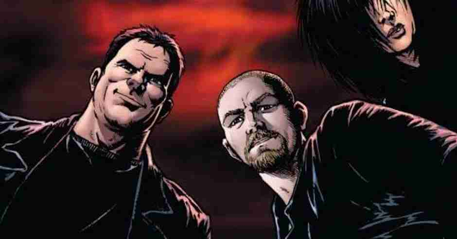 REVIEW: The Boys by Garth Ennis and Darick Robertson