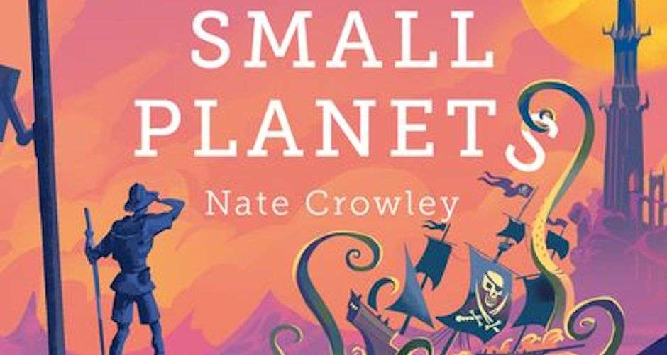 REVIEW: Notes from Small Planets by Nate Crowley