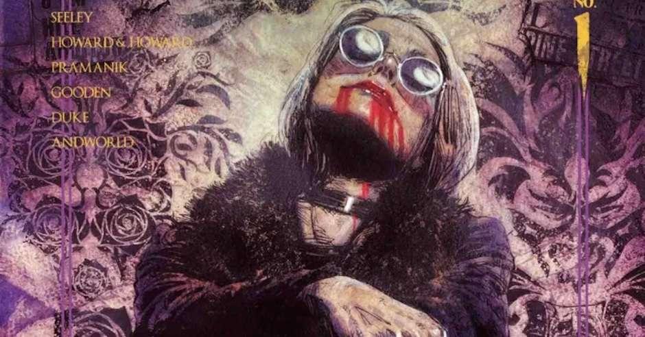 REVIEW: Vampire: The Masquerade – Winter's Teeth #1
