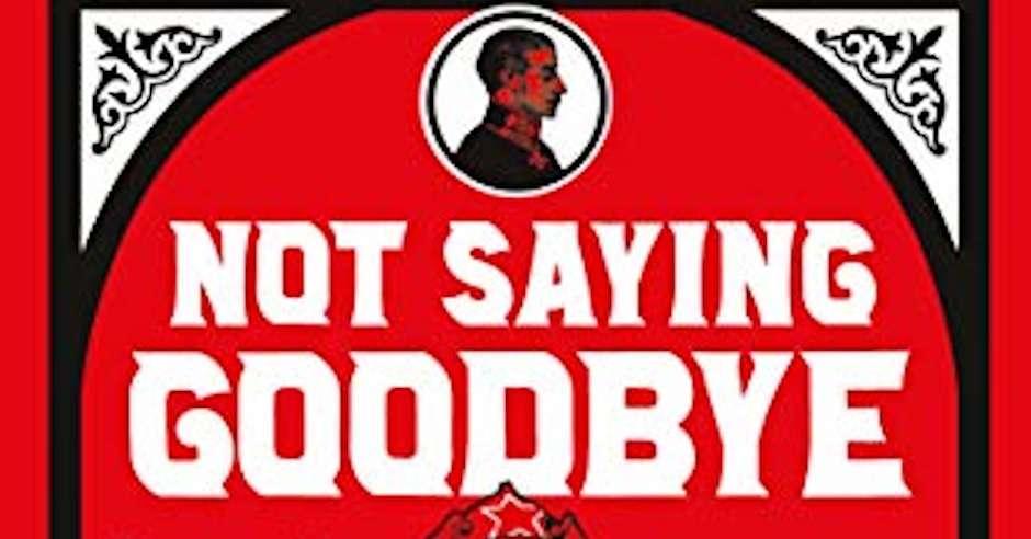 REVIEW: Not Saying Goodbye by Boris Akunin