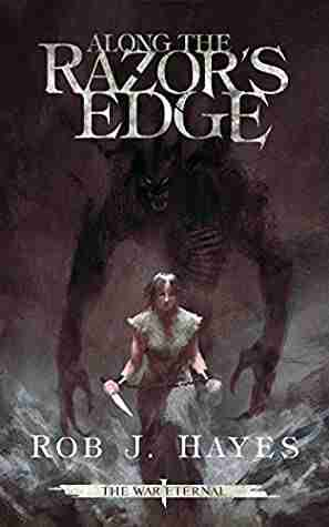 Best SFF books of 2020: Along the Razor's Edge