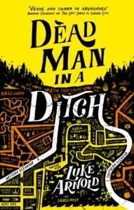 Best SFF books of 2020: Dead Man in a Ditch