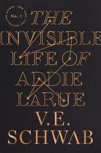 Best SFF books of 2020: The Invisible Life of Addie Larue
