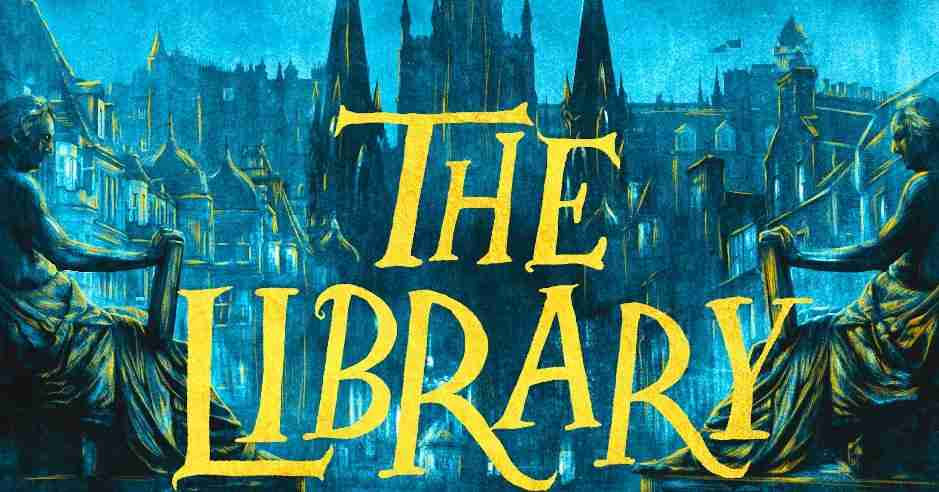 REVIEW: The Library of the Dead by T.L. Huchu