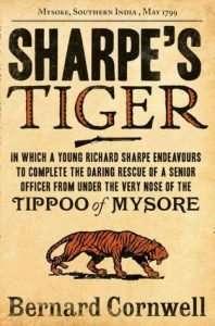 Historical fiction: Sharpe's Tiger