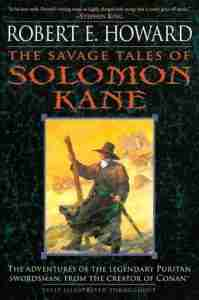Historical fiction: The Savage Tales of Solomon Kane