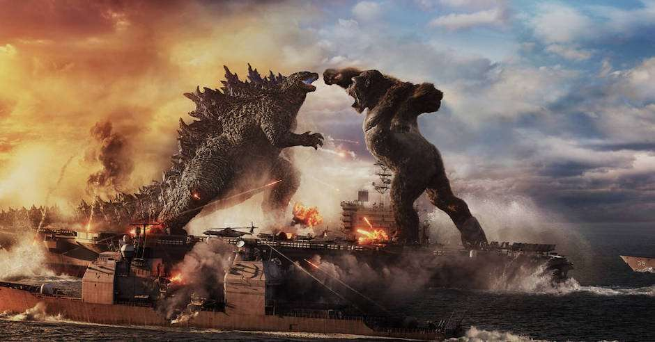 REVIEW: Godzilla vs Kong Movie