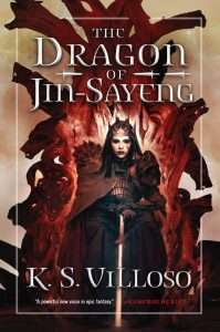 The Dragon of Jin-Sayeng