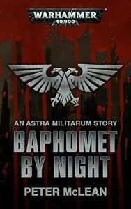 Baphomet by Night by Peter McLean