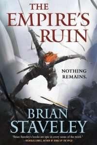 The Empire's Ruin by Brain Staveley
