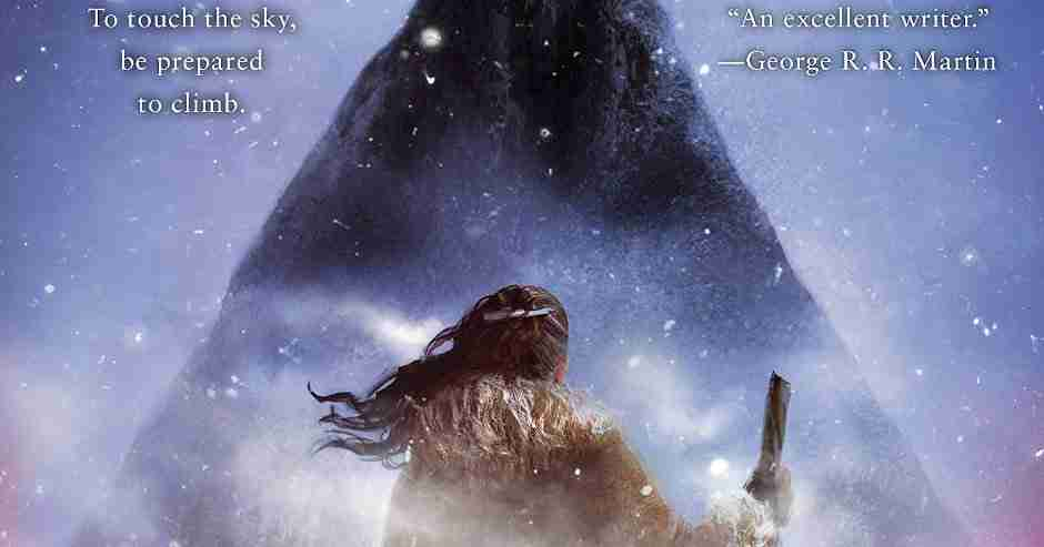 REVIEW: The Girl and the Mountain by Mark Lawrence