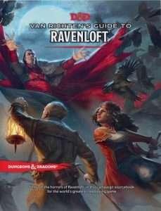 Van Richten's Guide to Ravenloft