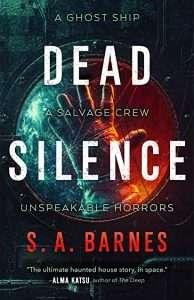 Dead Silence by S.A. Barnes