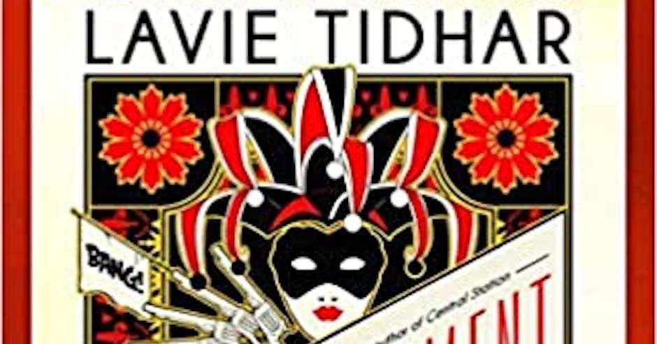 REVIEW: The Escapement by Lavie Tidhar