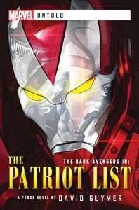 The Patriot List by David Guymer